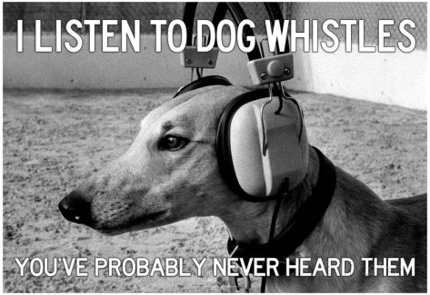hipster-dog-listening-to-headphones-poster